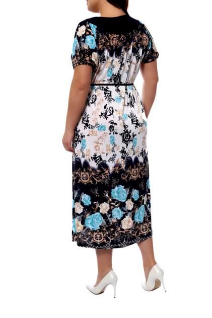 Повседневное платье женское ARTESSA PP28007RON05 синее 56-58