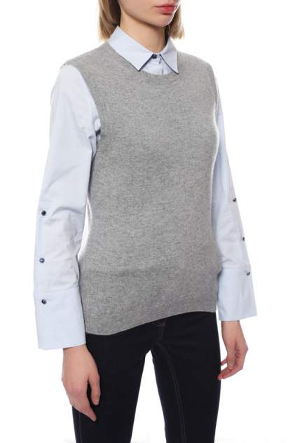 Топ женский Mir cashmere 3-16-005WE серый 3XL