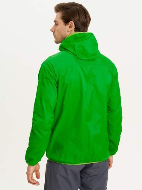 Ветровка мужская VALIANLY 93419 зеленая 48 RU