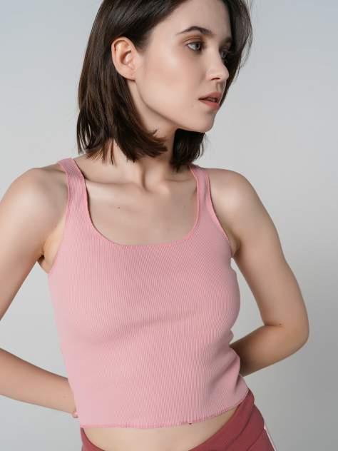 Топ женский ТВОЕ 82773 розовый XS-S