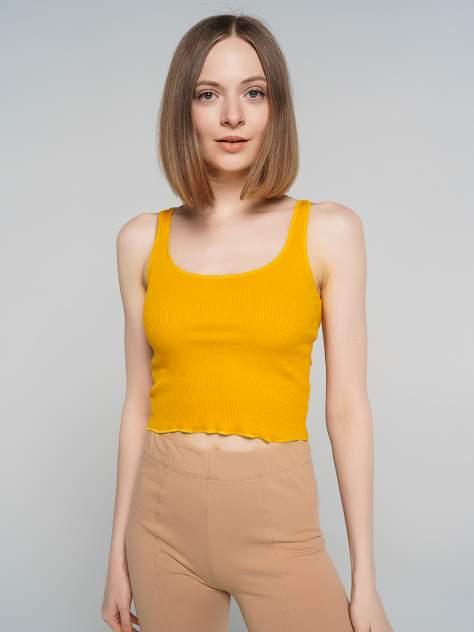 Топ женский ТВОЕ 82775 желтый M-L