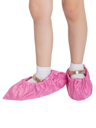 Бахилы многоразовые детские Royal Pink OneSize