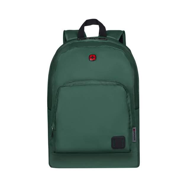 Молодежный рюкзак Wenger Crango 610197 зеленый 31x17x46см 24 л
