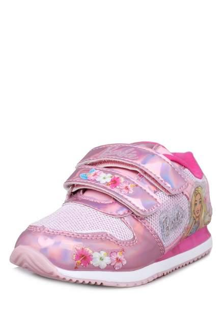 Кроссовки детские Barbie, цв.розовый р.25