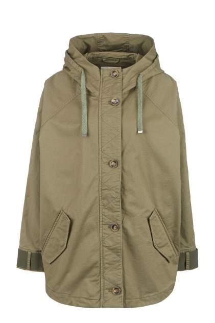 Куртка женская TOM TAILOR 1016754-10905 зеленая L