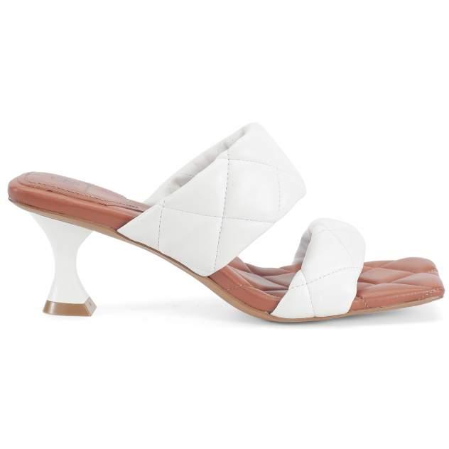 Мюли женские Ekonika EN6247-04-21L белые 35 RU