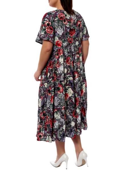 Повседневное платье женское ARTESSA PP55504FLW65 золотистое 56-58