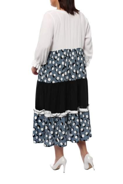 Повседневное платье женское ARTESSA PP55704PEA23 серое 56-58