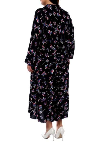 Повседневное платье женское ARTESSA PP56104SAK05 синее 60-62