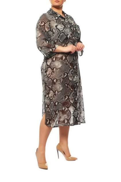 Повседневное платье женское ARTESSA PP71909SNA23 серое 64-66