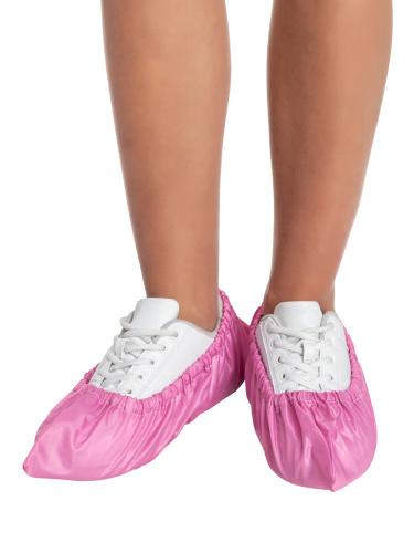 Бахилы многоразовые взрослые Royal Pink OneSize