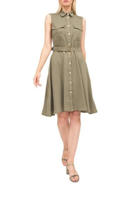 Повседневное платье женское LUSIO TSLS-022064 зеленое XS