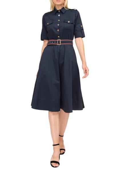 Повседневное платье женское LUSIO TSLW-023075 синее XS
