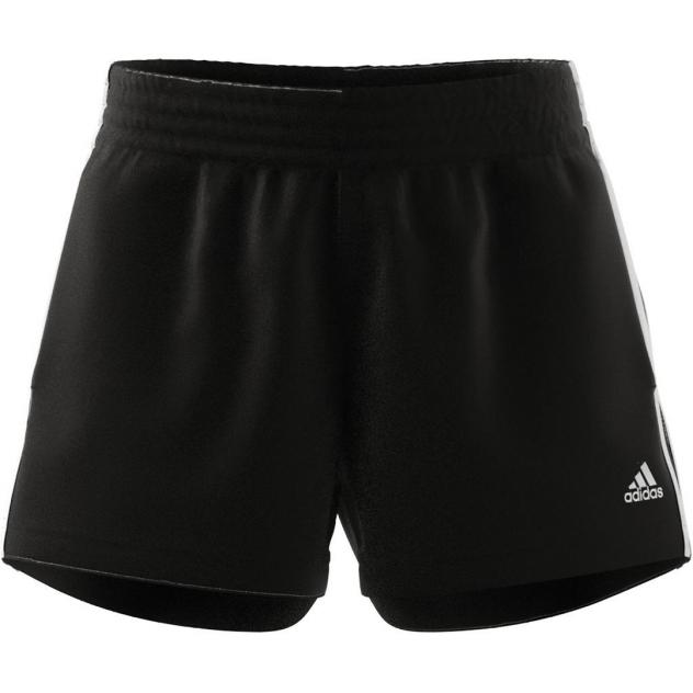 Спортивные шорты женские Adidas Essentials Relaxed Woven 3-Stripes черные L