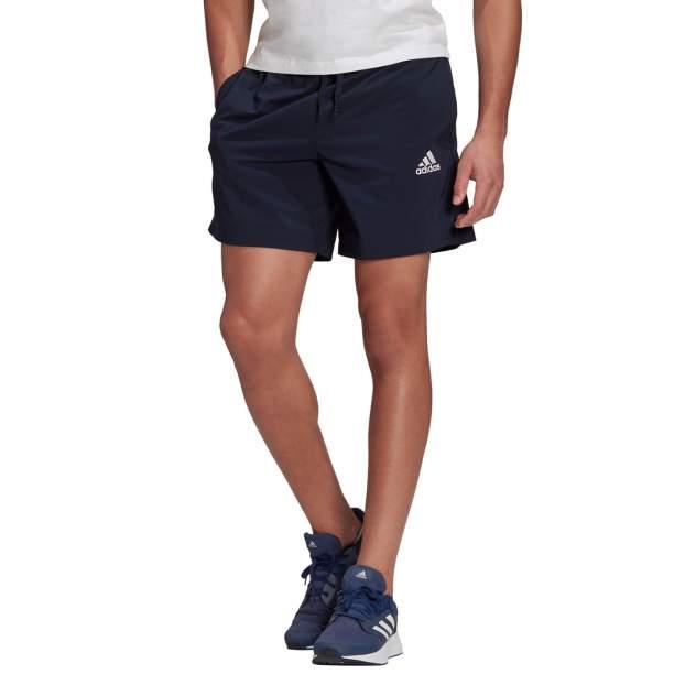 Спортивные шорты мужские Adidas Essentials Chelsea Small Logo Shorts синие L