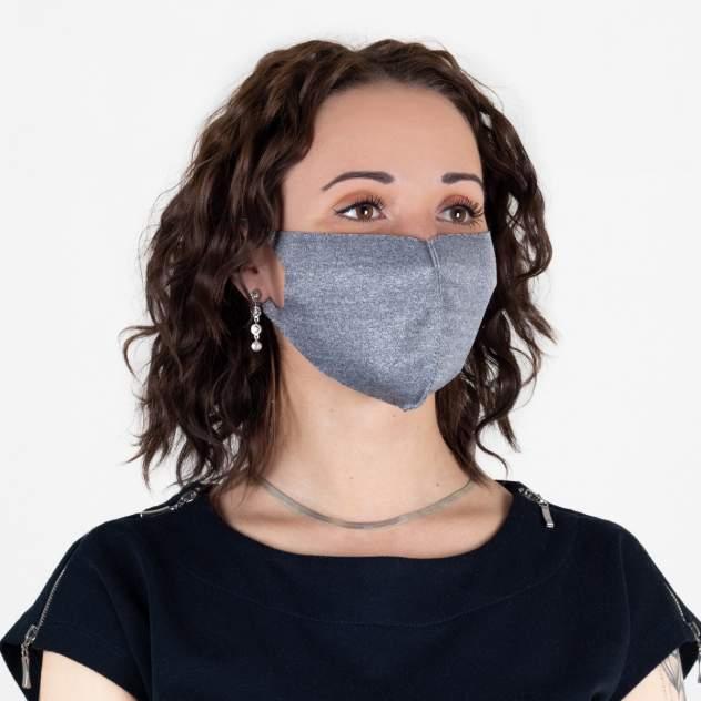 Многоразовая защитная маска Nuobi NPMNW1M серая 3 шт.