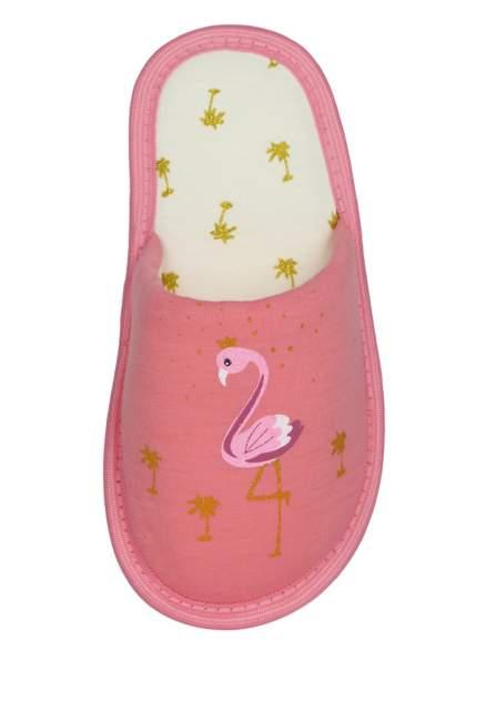 Тапочки детские T.Taccardi, цв. розовый р.34