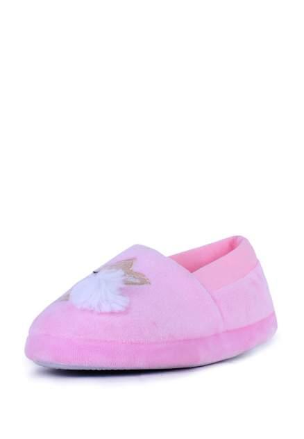 Тапочки детские Honey Girl, цв. розовый р.27