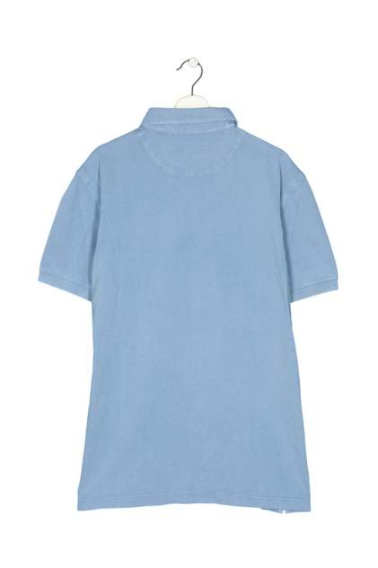 Поло мужское DELLA CIANA 43201 голубое 58 IT