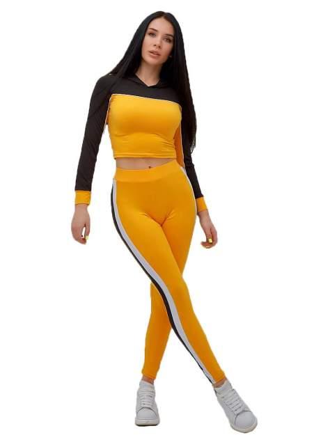 Спортивный костюм MTForce 21111J, желтый, 50 RU
