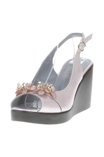 Туфли женские Sandm 619-800_1 розовые 37 RU