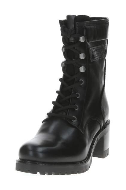 Ботинки женские Tamaris 1-1-25299-29-098 черные 39 RU