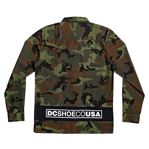 Куртка Mad Stopper DC Shoes, мультиколор, S