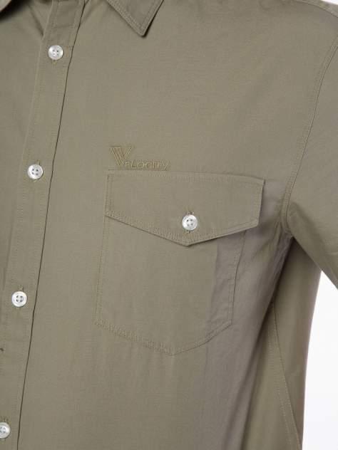 Рубашка мужская Velocity V48-03MS-06 хаки XXL