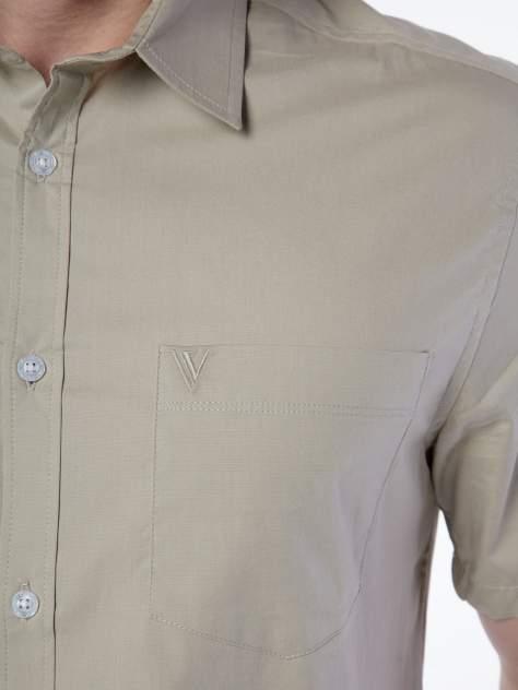 Рубашка мужская Velocity V258-26MS-06 бежевая L