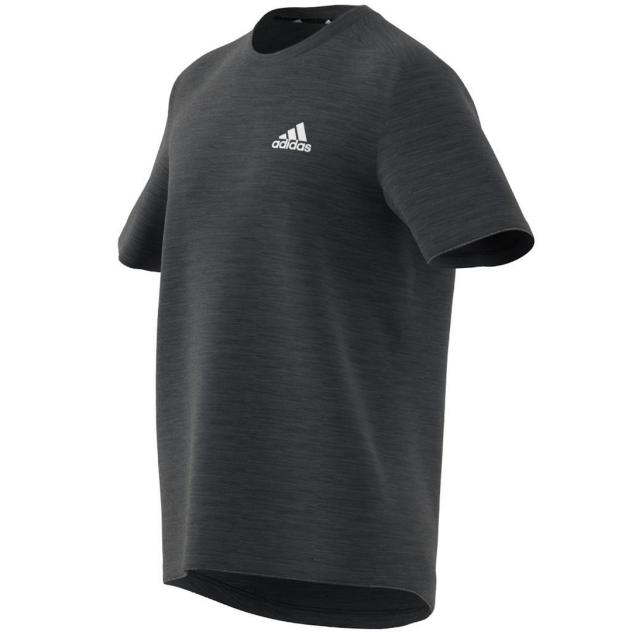 Футболка мужская Adidas Designed 2 Move Heather Elastane черная XL INT