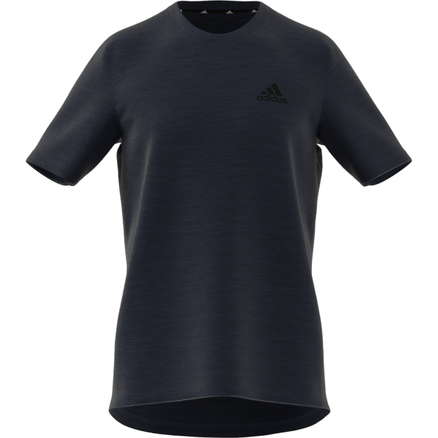Футболка мужская Adidas Designed 2 Move Heather Elastane синяя XL INT