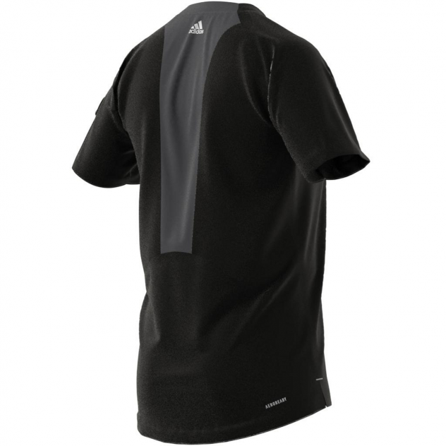 Футболка мужская Adidas Men Activated Tech Tee 2 черная XL INT