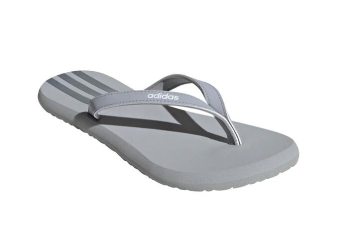 Шлепанцы Adidas Eezay, серый