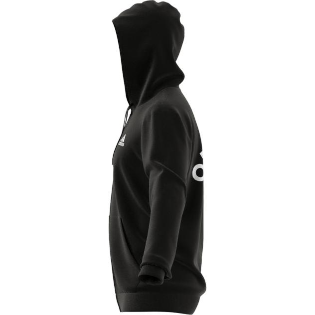 Толстовка мужская Adidas GK9044 черная XL