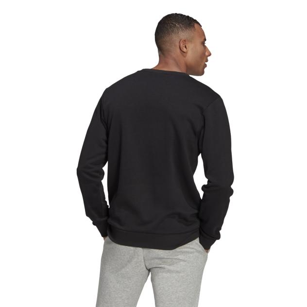Свитшот мужской Adidas GK9076 черный L
