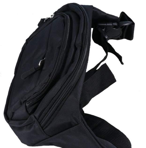 Поясная сумка унисекс GO 12672 01 черная