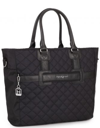 Сумка женская Hedgren HDIT18S Diamond Touch Black черная