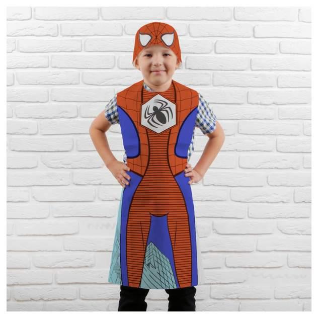 Карнавальный костюм Школа талантов Человек-Паук, цв. разноцветный р.OneSize