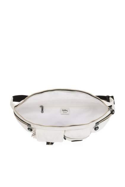 Поясная сумка женская Kipling KI6712 Forza Versatile Extreme Ivory Combo белая