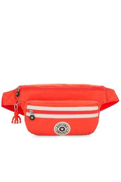 Поясная сумка женская Kipling KI5471K75 оранжевая