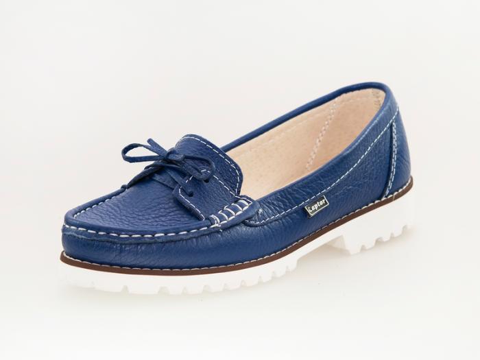 Топсайдеры женские Captor 75371-98, синий