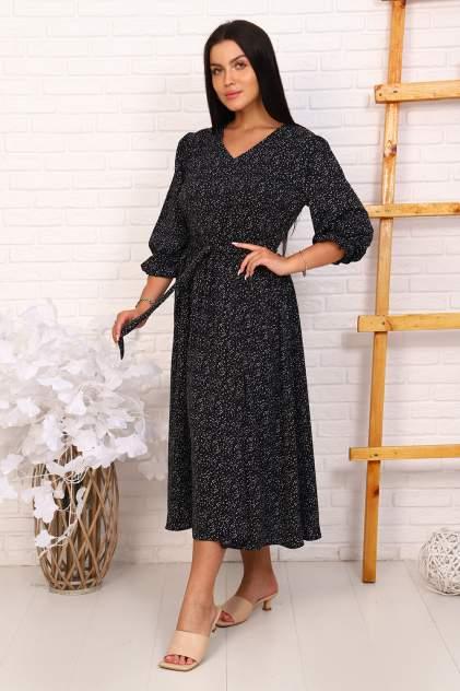 Женское платье Миллена Шарм 31529, черный