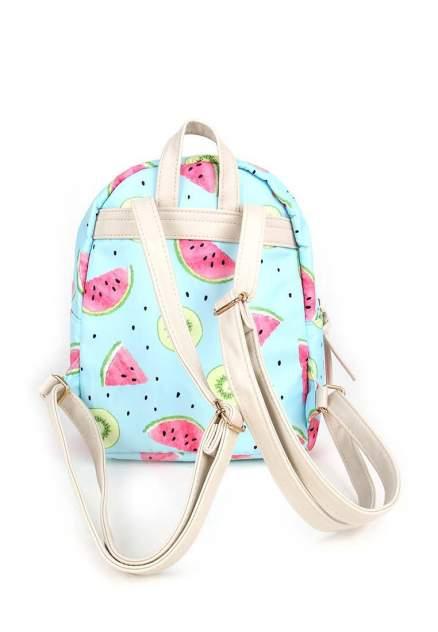 Рюкзак для девочек Daniele Patrici цв. светло-голубой