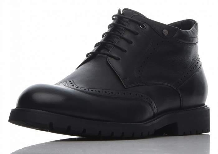 Мужские ботинки ZENDEN 110-92MV-033KR, черный