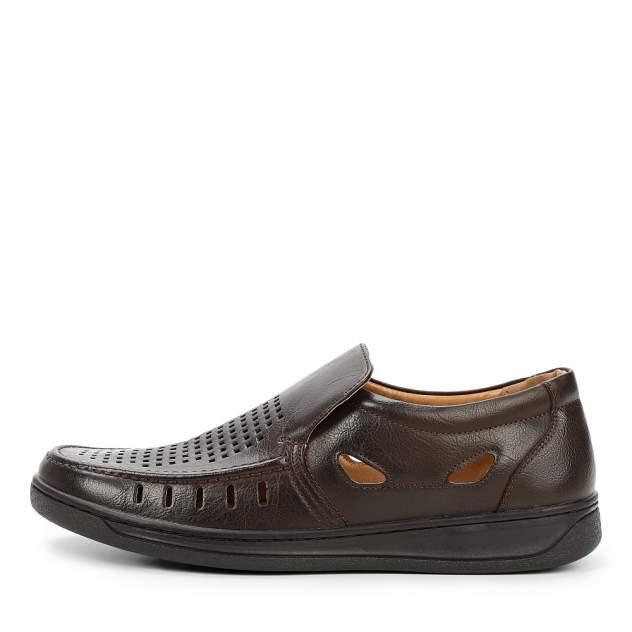 Мужские сандалии INSTREET 116-01MV-047SS, коричневый