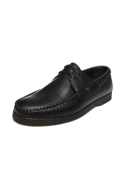 Мокасины мужские VALSER 606-038 черные 39 RU