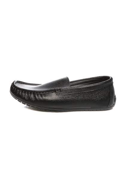 Мокасины мужские VALSER 606-0 черные 44 RU