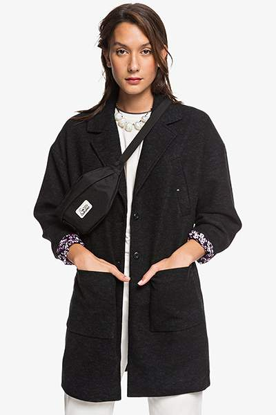 Женское пальто Quiksilver Womens, серый, M