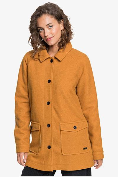 Женское пальто Keep Me Warm, коричневый, M