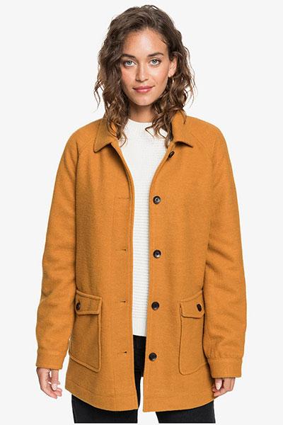 Женское пальто Keep Me Warm, коричневый, S